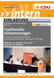 Download - CDU Kreisverband Tuttlingen