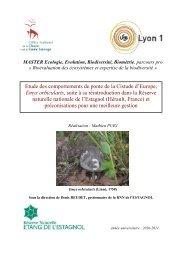 PDF Comportements de ponte. Mathieu PUIG - Le site internet du ...