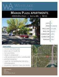 Marion Plaza Apts Flyer.pdf - Westlake Associates