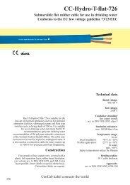 CC-Hydro-T-flat-726 - ConCab kabel gmbh