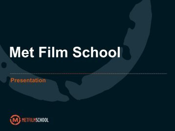 Met Film School - Multiway