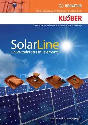 Klöber Solar Line 1.3 Mb - Jungmeier