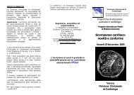 Scompenso cardiaco: novità e conferme - Cuorediverona.it