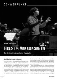 Leseprobe Orch 5_07 - Das Orchester