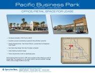 Pacific Business Park - Property Line