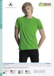 Textilien,Mens Young,T-shirt,Contrastshirt - Fws-design