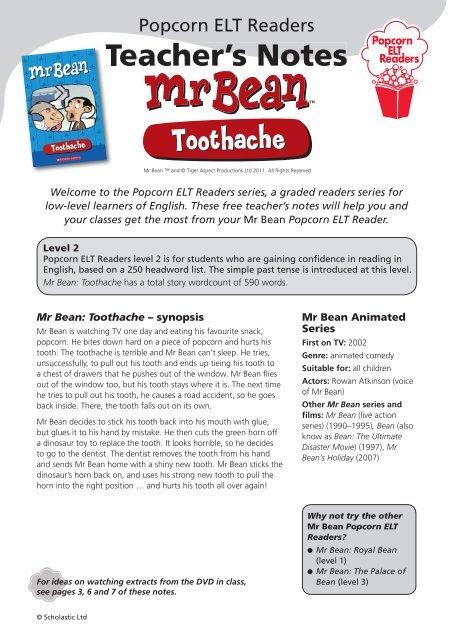 Teacher's Notes - Richmond