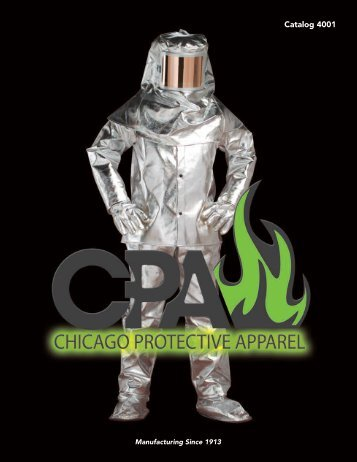 Entire Catalog 4001 - Chicago Protective Apparel, Inc.