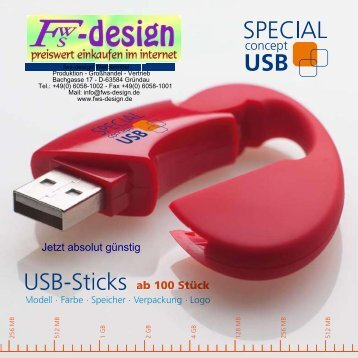 USB-Sticks - fws-design