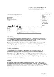 Sita Re-Energy Potendreef 2 4703 RK ROOSENDAAL Nederland ...