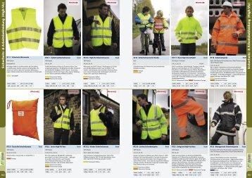 Sicherheits- & A rbeitsbek leidung (High-V iz ... - fws-design