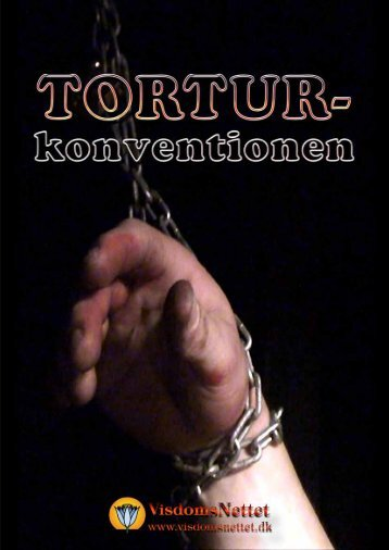 Download-fil: TORTURKONVENTIONEN - Visdomsnettet