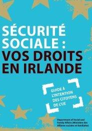 sécurité sociale - Welfare.ie