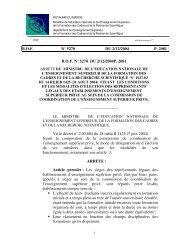 PDF995, Job 3 - Ministère de l'Enseignement Supérieur
