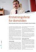 • ERSTATNINGSFERIE FOR DOMSTOLEN SIDE 4 ... - CO-industri - Page 4