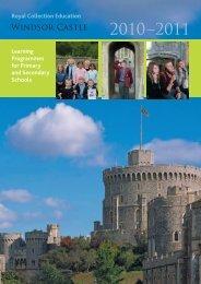 Download the Schools' Brochure 2010-11 - Home