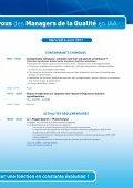 Rendez-vous managers qualité en IAA - CCI Rennes - Page 4