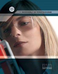 Guarda il catalogo Sistemi Protettivi Medicali Univet - Ottica dei Portici