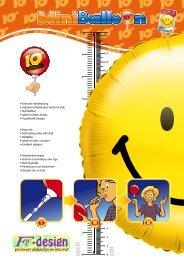 Miniballons,Boy,Girl,HappyBirthday,Barbie,Smiley ... - fws-design