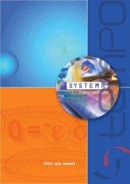 OHA - Sürekli Tip Radyant Bantlar detaylı bilgi broşürü