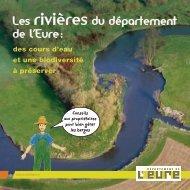 Les rivières du département : des cours d'eau et une ... - Eure
