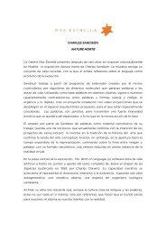 Descargar (PDF) - Galería Max Estrella