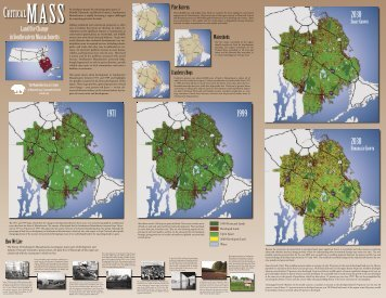 Land Use Change in Southeastern Massachusetts. - Woods Hole ...
