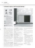 Technische Informationen Konvektoren & Heizwände - Page 2