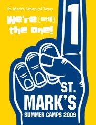 5 - St. Mark's School of Texas