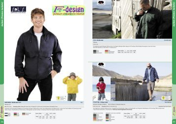 Jacken (P romo -Jackets) - fws-design