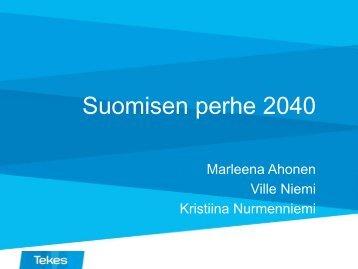 Suomisen perhe 2040