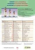 Zubehör für Luft- und Heliumfüllung Accessories for air ... - fws-design - Page 2