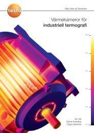 Värmekameror för industri