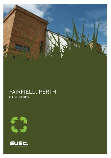 FAIRFIELD, PERTH - Sust.