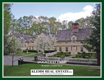 dogwood fARM dogwood fARM - Klemm Real Estate, Inc.