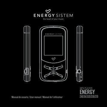 Y ENERG - Energy Sistem