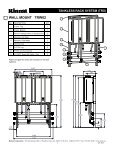 TANKLESS RACK SYSTEM (TRS) SUBMITTAL SHEET - Rinnai - Page 5