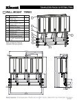 TANKLESS RACK SYSTEM (TRS) SUBMITTAL SHEET - Rinnai - Page 6
