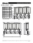 TANKLESS RACK SYSTEM (TRS) SUBMITTAL SHEET - Rinnai - Page 7