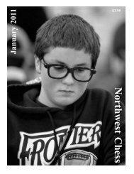 201101 - Northwest Chess!