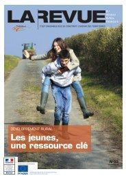 les jeunes, une ressources clé - Réseau Rural Français