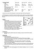 monterings-, bruks- och skötselanvisning för bas- tuugnar ... - Narvi Oy - Page 2