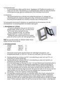 monterings-, bruks- och skötselanvisning för bas- tuugnar ... - Narvi Oy - Page 3