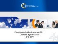 PK-hallitusbarometri2011_Kymenlaakso