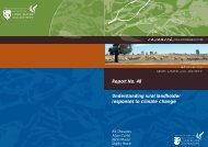 Understanding rural landholder responses to climate change