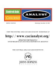 http://www.cacianalyst.org/