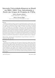 Interação universidade-empresa no Brasil em 2002 e 2004 - Anpec