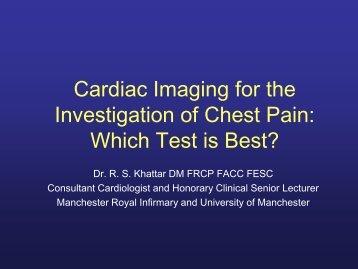 Cardiac imaging - cardioegypt2011