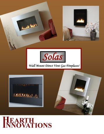 Solas Nua Brochure 2 - Hearth Innovations