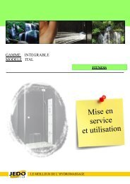 Notice d'utilisation - Webagoo.eu